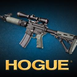 Hogue, The Company Known For Manufacturing Everything From Grips To Stock  To Specialty Knives, Is Coming Out With New 3 Piece Furniture Kits For ARs  And ...
