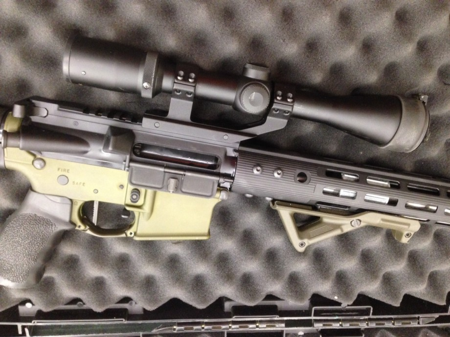 pump action ar 15 - 920×690