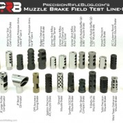 Precision Rifle Blogs Muzzle Brake Testing –