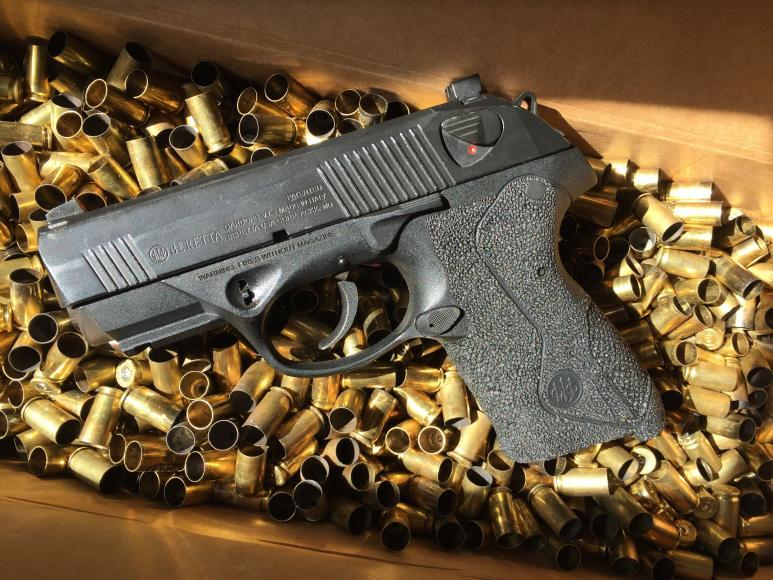 Ernest Langdon And The Px4 Storm The Firearm Blogthe