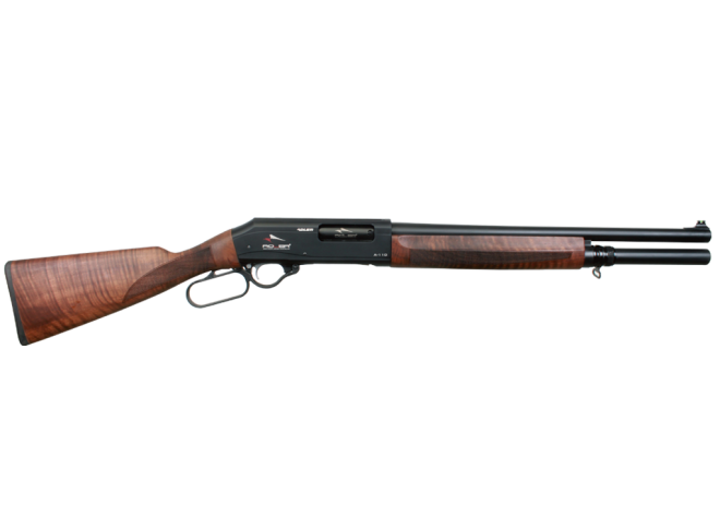 Dallas Auto Show >> Finally a new lever action shotgun - The Firing Line Forums
