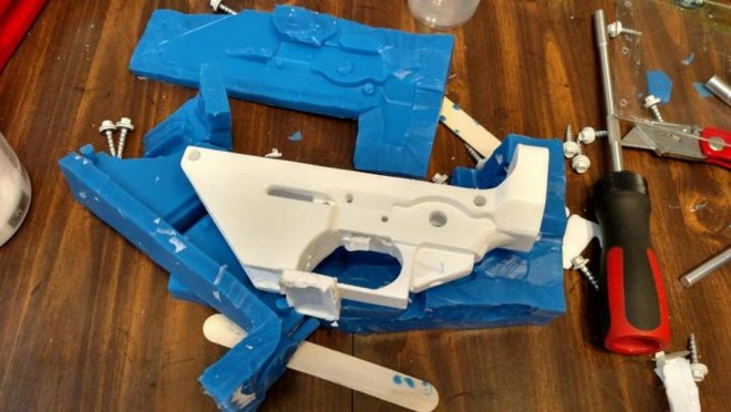 Plastic Casting: The Next Step For Homebuilt Firearms? -The Firearm Blog