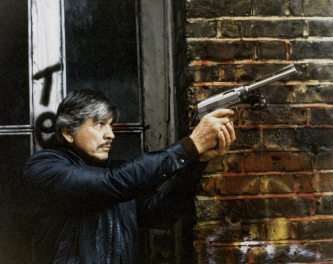 DEATH WISH 3, Charles Bronson, 1985. ©Cannon Films