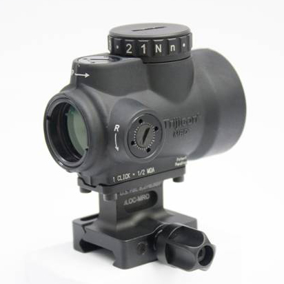 Alamo Four Star MRO Mount