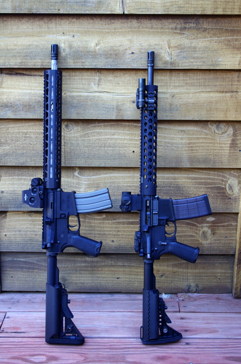 "dcf867512a Sharp eyed readers probably noticed a new Ar-15 in my pictures. I recently  built a new rifle for testing and training. It has ""billet"" upper and lower  ..."