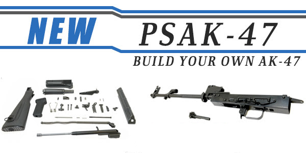 Palmetto state armory ak 47 build kits the firearm blogthe firearm a few months ago palmetto state armory released their own ak 47 rifles that they debuted at the 2015 shot show theyve just released a few ak 47 build kits solutioingenieria Images