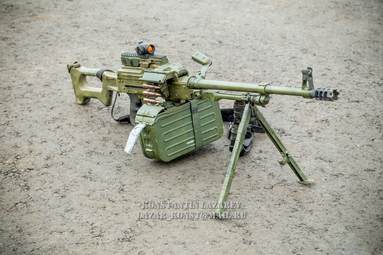 POTD: Pecheneg's Galore -The Firearm Blog Army Special Forces Weapons