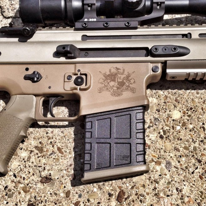 SCAR17 Moses 3