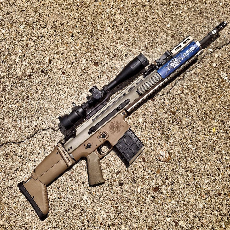 SCAR17 Moses 5