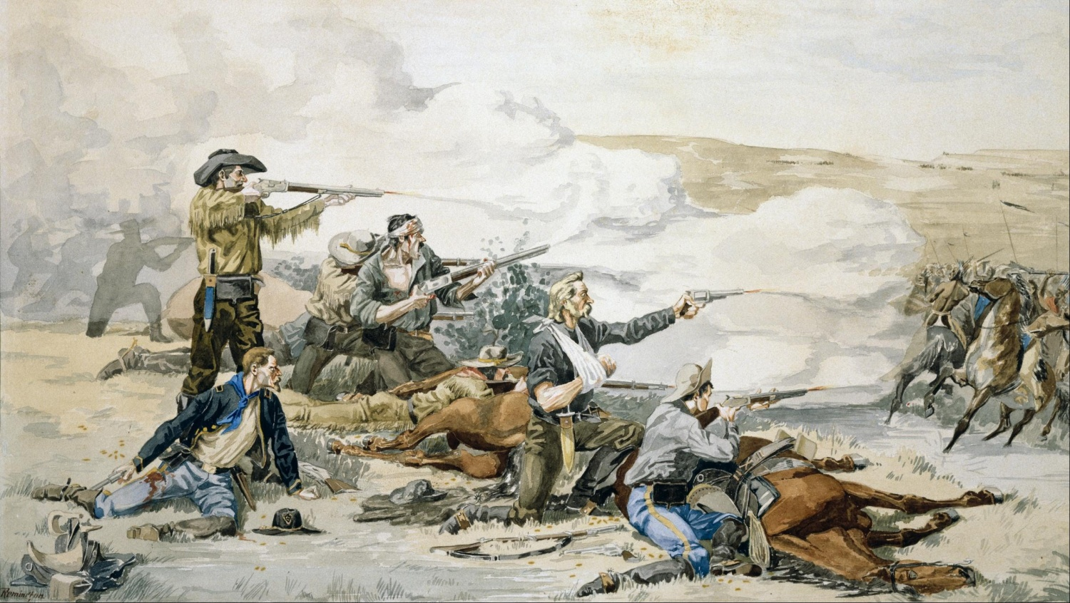 Quot Not Much For Fighting Quot The Spencer Carbine At