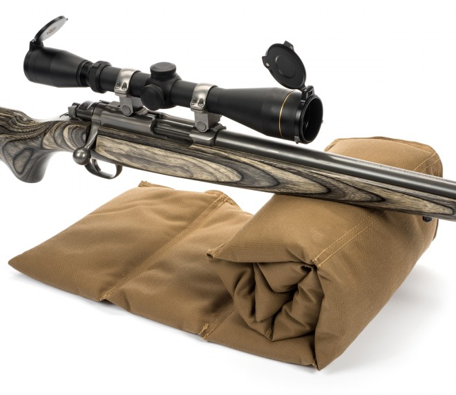 ... In Sandbags Of All Varieties, Colors, And Even Camouflage Patterns Is  Trying Their Hand At Making A Sort Of Sandbag, Benchrest, Foldable Mat.