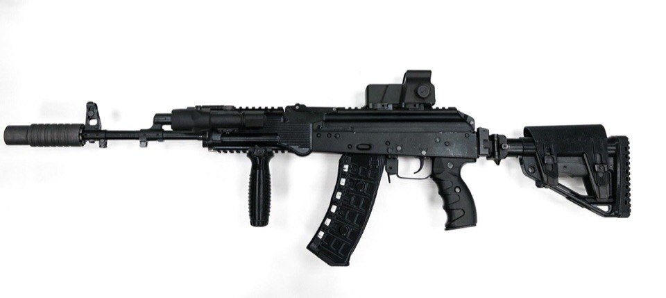 Ak74m: New Photos Of AK-74 Upgrade Package For Russian Army