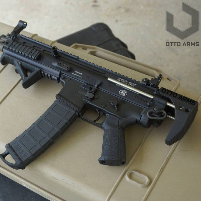 Fn scar stock options