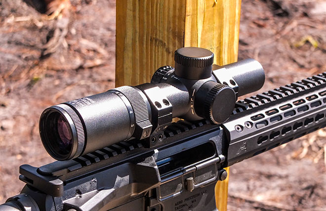 Hi-Lux CMR8 1-8x26mm Tactical Scope Preview