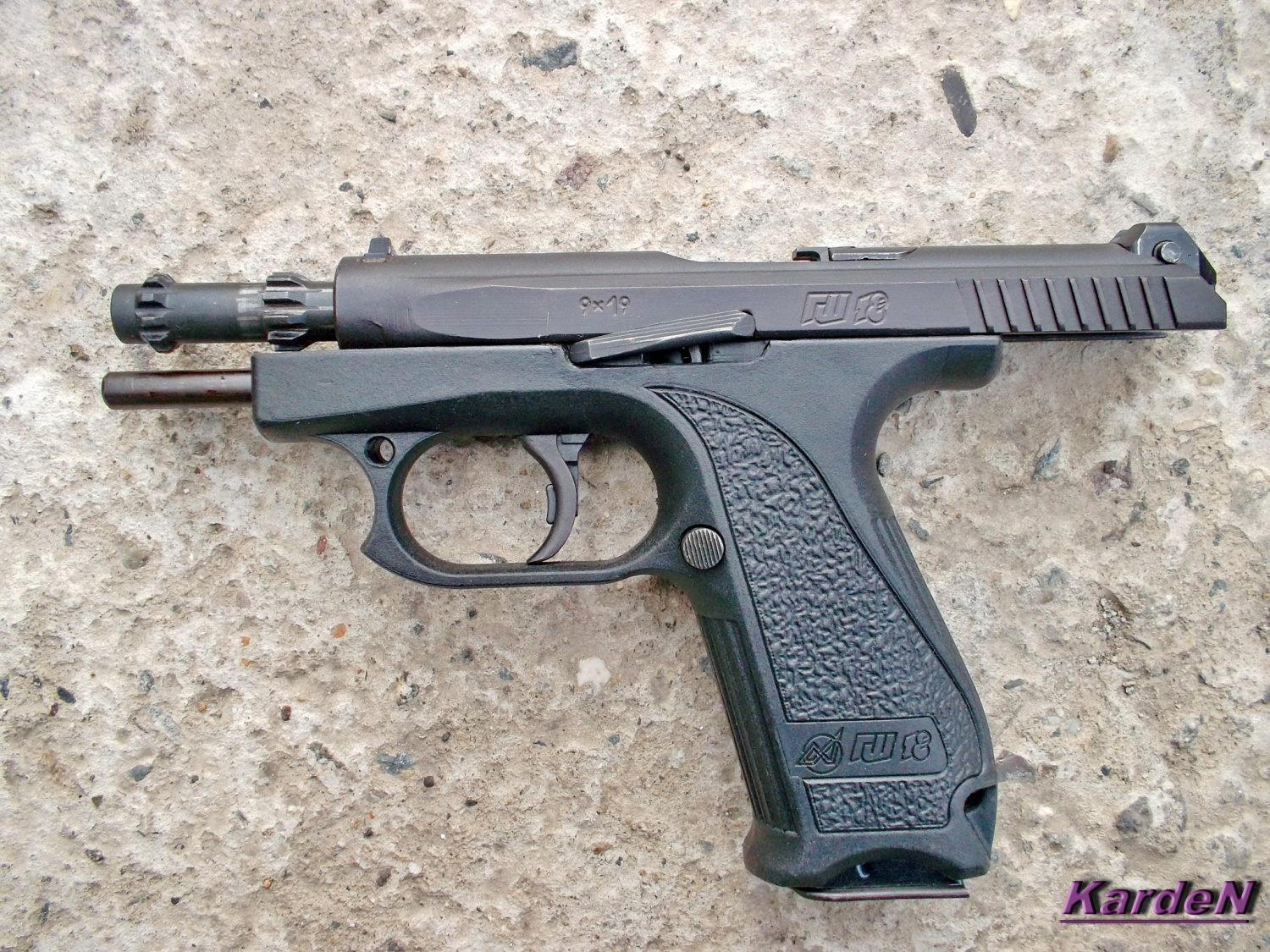 A Look At A Russian Rotary: Th...