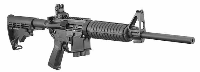 state compliant AR-556