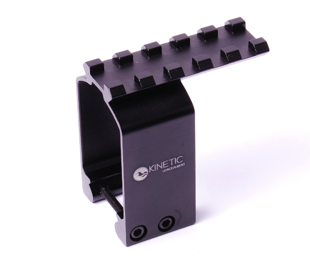 KC Comp Rail Competition Shooting Rail for Sight Mount Item Number: CR-01 - MSRP: $29.95