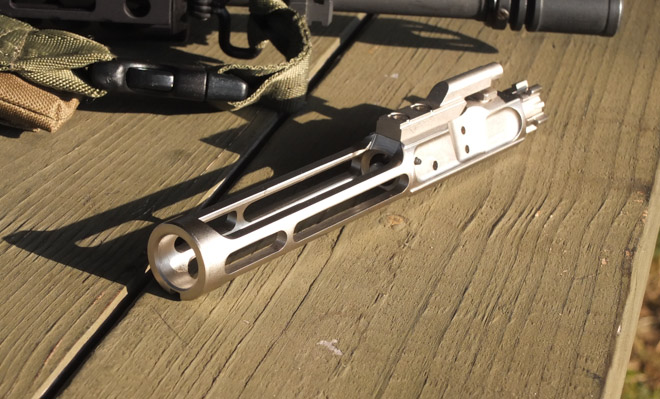 Review aim surplus lightweight nickel boron ar 15 bolt carrier aim is now offering a number of higher end bcgs in addition to their basic model just released is the new aim lightweight bcg for ar 15 sciox Images