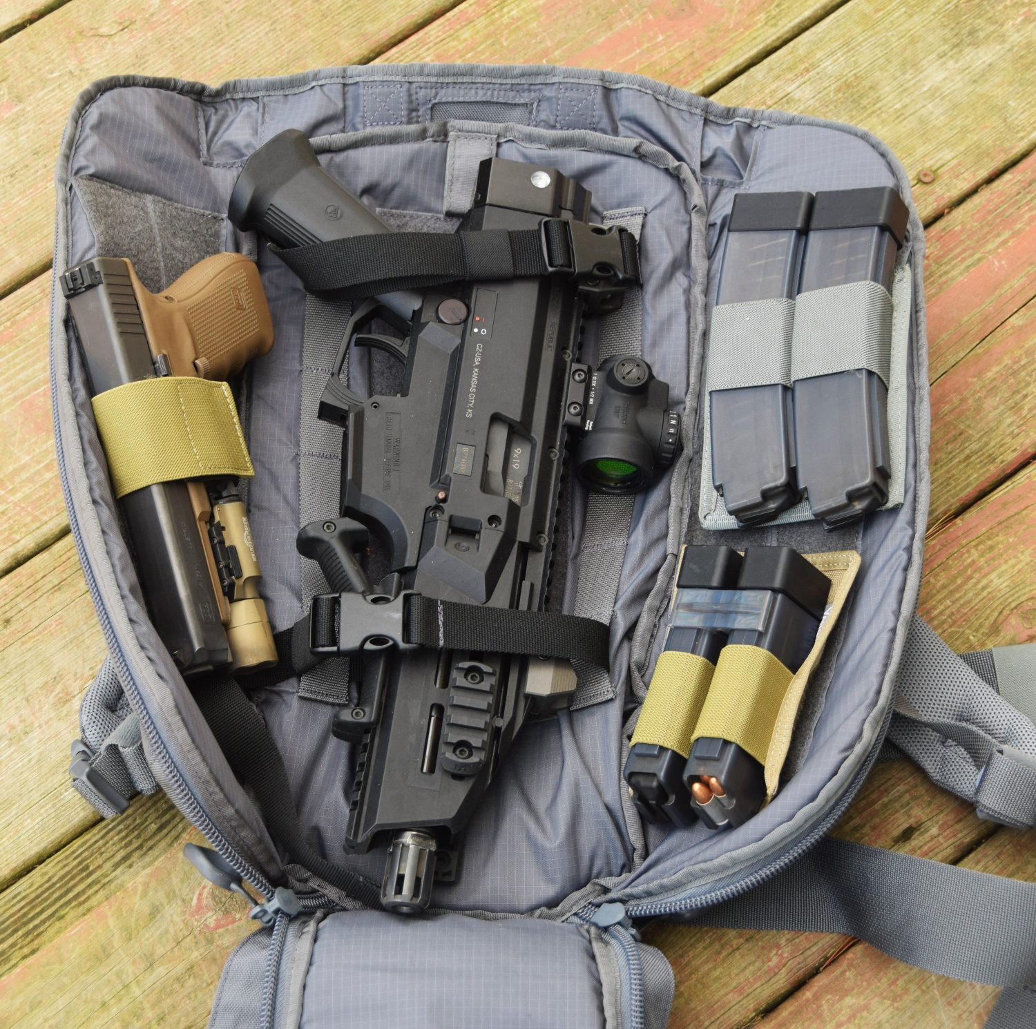 Review: Vanquest's Smaller CCW Bags