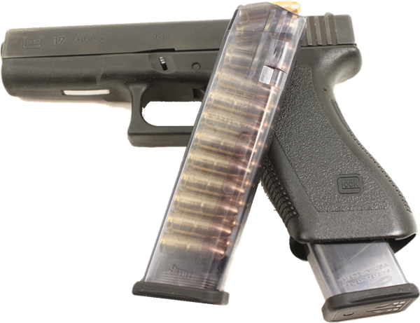 Translucent Glock Magazines from ETS Available for Pre-Order