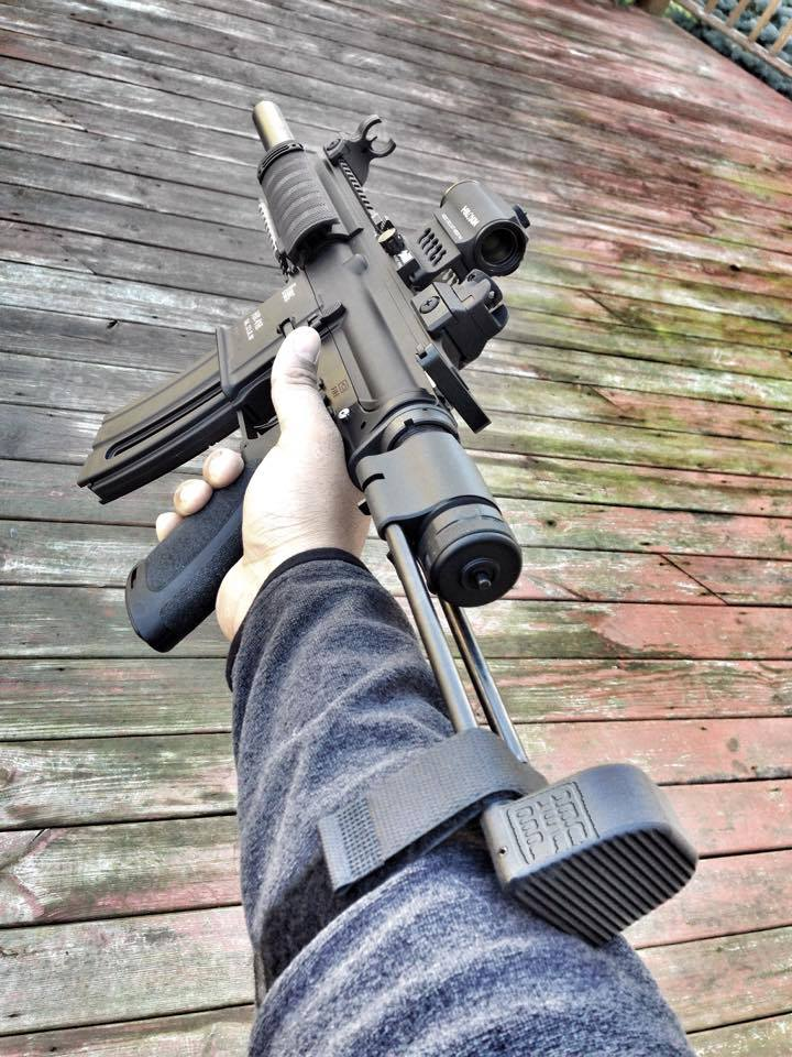 H&K 416  22LR Pistol -The Firearm Blog