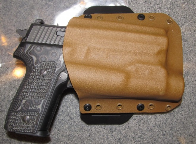 Holster Review- Black Rhino Concealment -The Firearm Blog