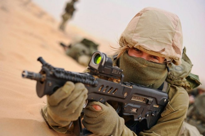 Top 6 Special Forces Guns That Are Not Ar 15s The Firearm Blog