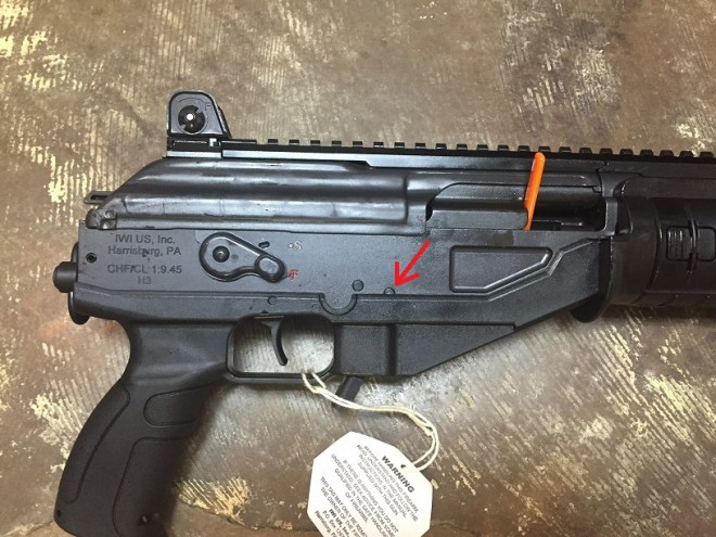 BREAKING: IWI Recalls Galil ACE Pistols Due To Full Auto