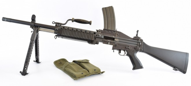 Potd feast your eyes on this stoner 63a commando the firearm stoner ar left side small altavistaventures Images