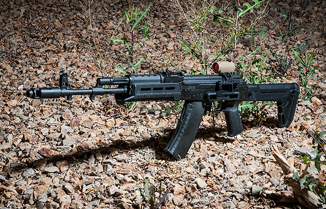 Magpul Ak Furniture A Long Term Report The Firearm