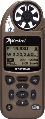 Kestrel Sportsman with Applied Ballistics and LiNK