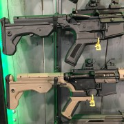 Slide Fire SSAR-15 MOD adjustable rapid fire stocks