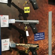 SW22 Victory pistols from Smith & Wesson