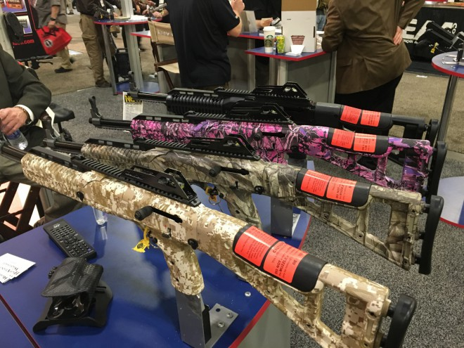 Hi-Point Carbines - Now in Color
