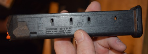 The new Magpul GL9 27-round capacity magazine.