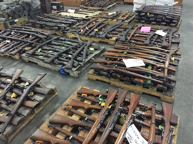 Military Surplus Auction >> Samco Global up for auction -The Firearm Blog