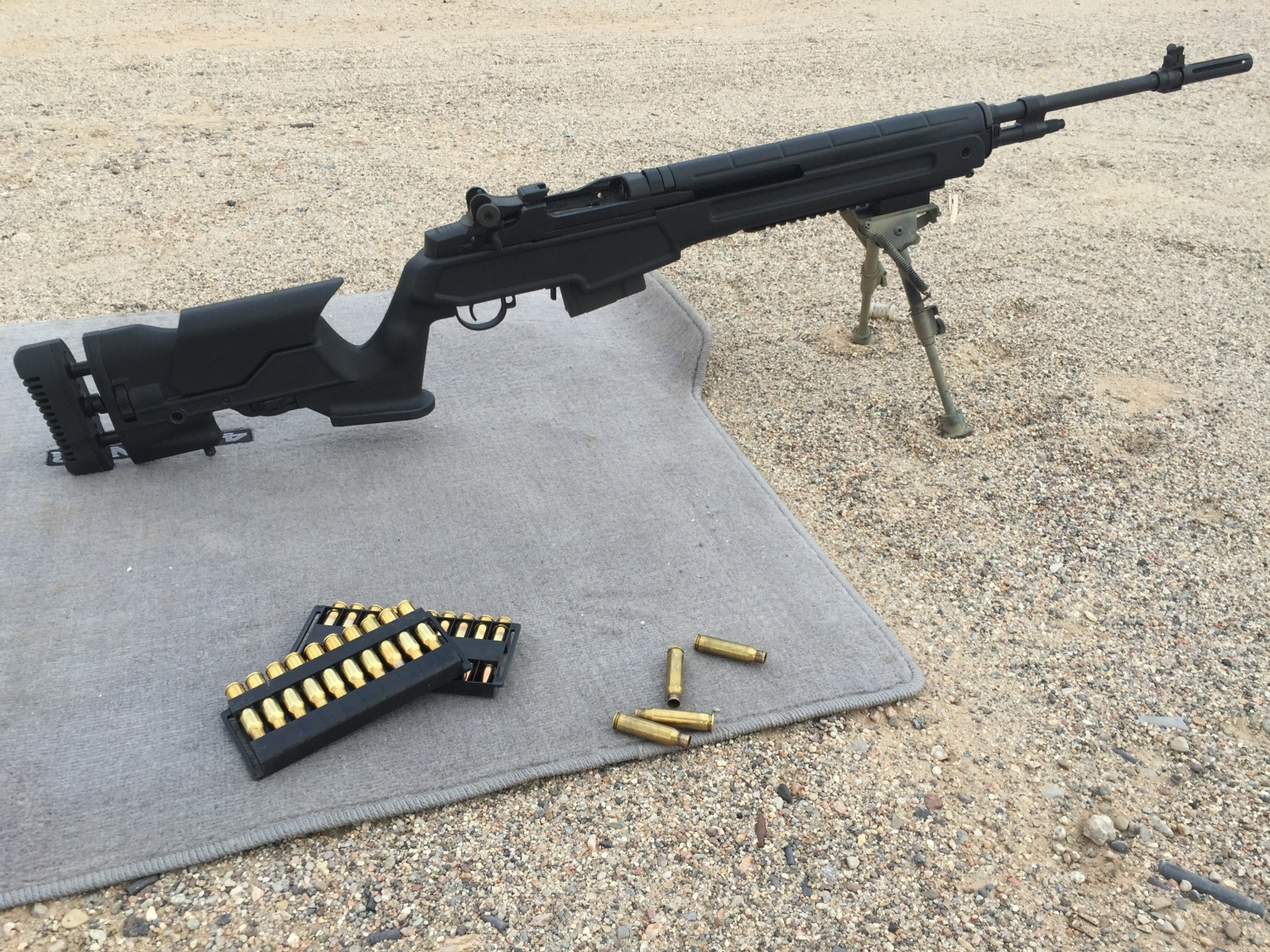 Not a bad looking rifle in my opinion.