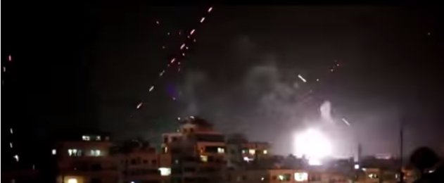 Impressive New Year s Eve Celebrations In Syria 2016   YouTube