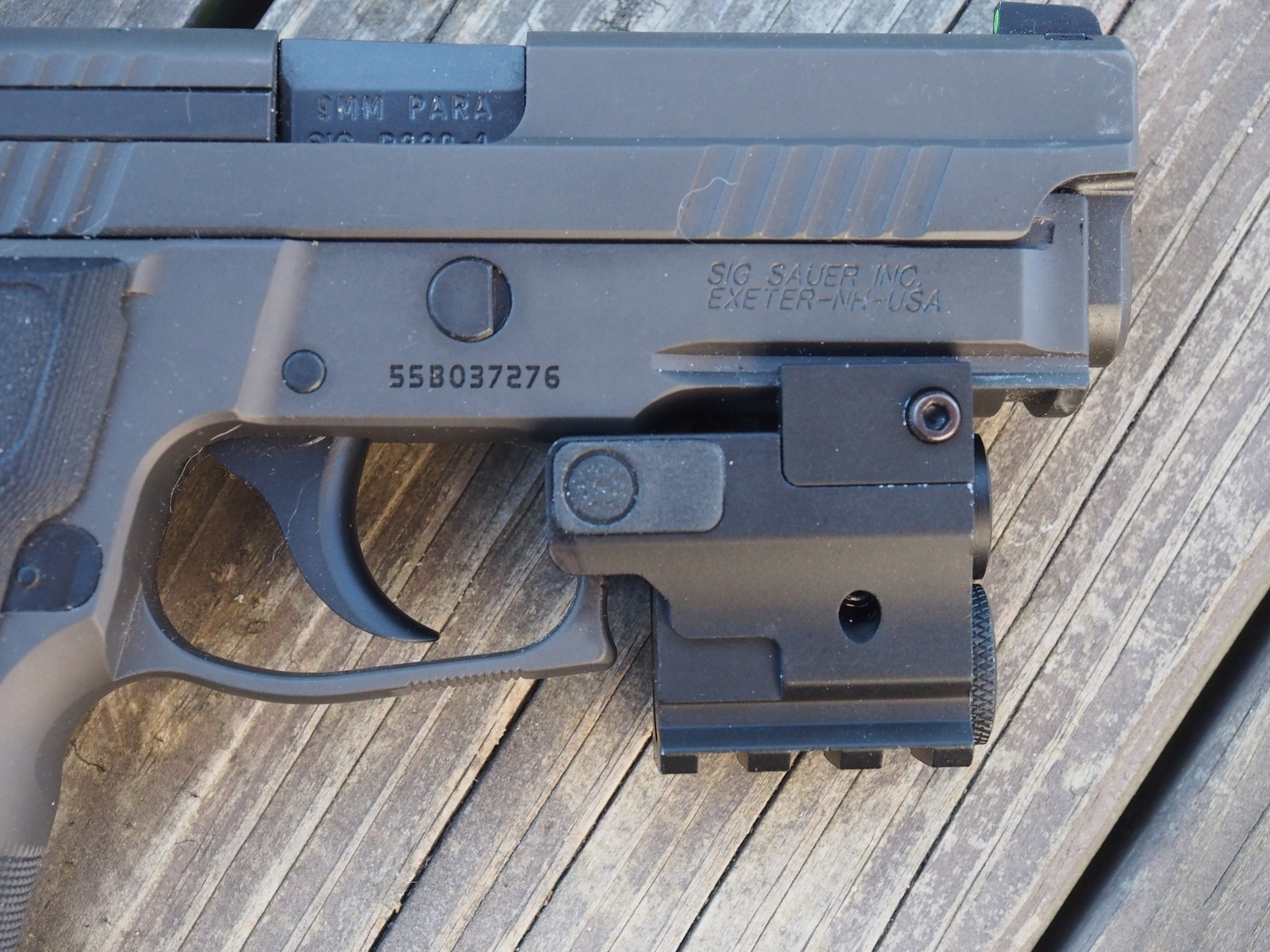 Shown on the SIG 229