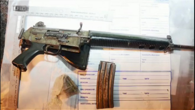 AR-180 Discovered In Northern Ireland -The Firearm Blog
