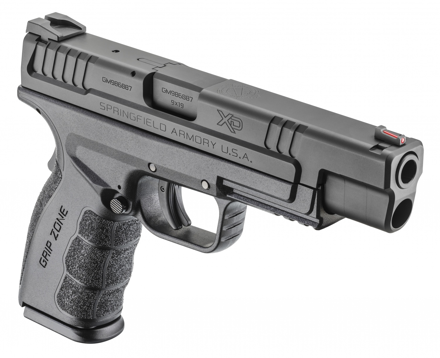 Springfield Armory Launches New XD Mod  2 Tactical -The