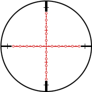 The H2CMR reticle.