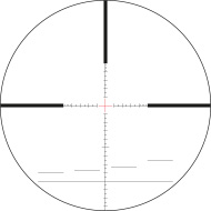 The PL F4 reticle.