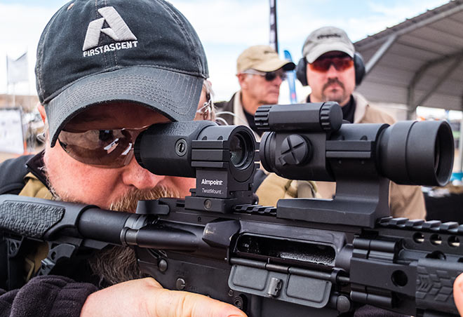 Best Bed Liner >> Shot Show Optics: Aimpoint's new 3X and 6X magnifiers ...