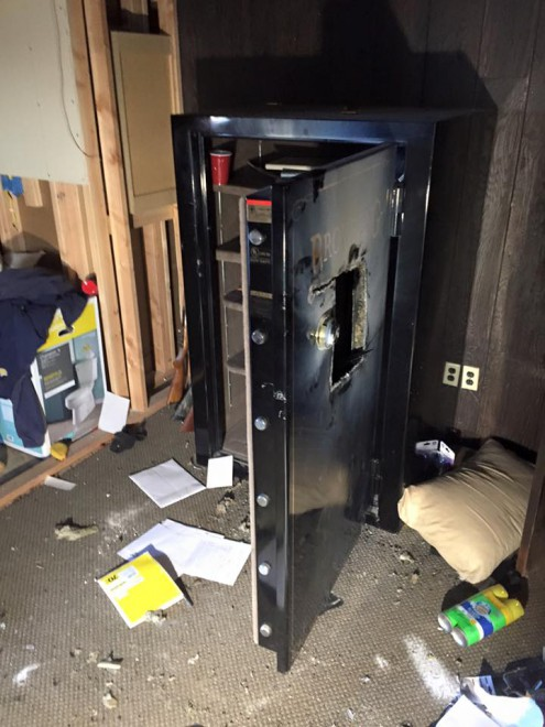 Gun Safes: Just How Strong Is Yours? -The Firearm Blog
