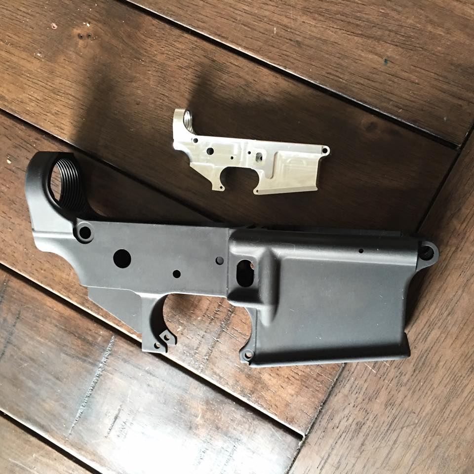 AR mini lowers 3