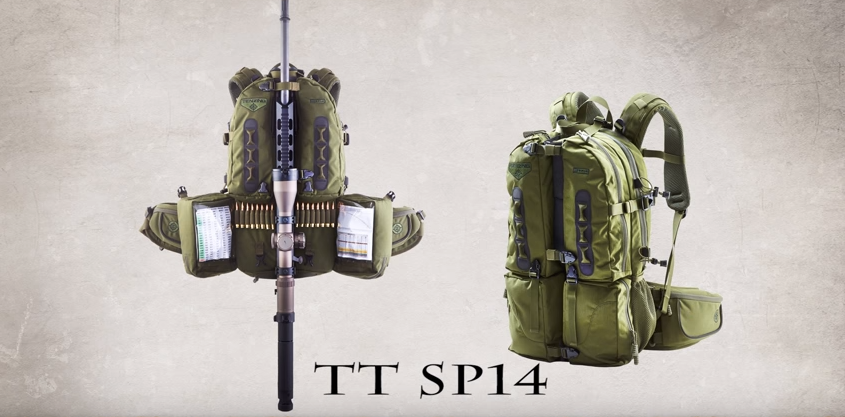Tenzing Tactical S Tt Sp 14 Backpack And Shooting Rest