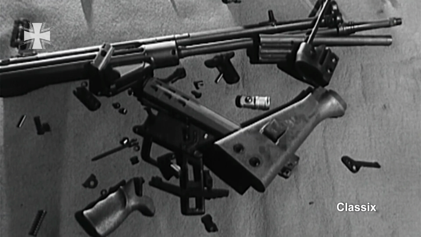 1970s Bundeswehr G3 Rifle Manufacturing Video The Firearm