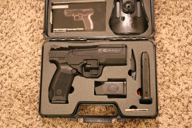 """Review: Canik TP9 SF Black – Out """"Glocking"""" a Glock -The Firearm Blog"""