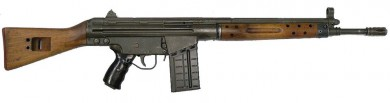 7.62mm CETME Modelo C automatic rifle